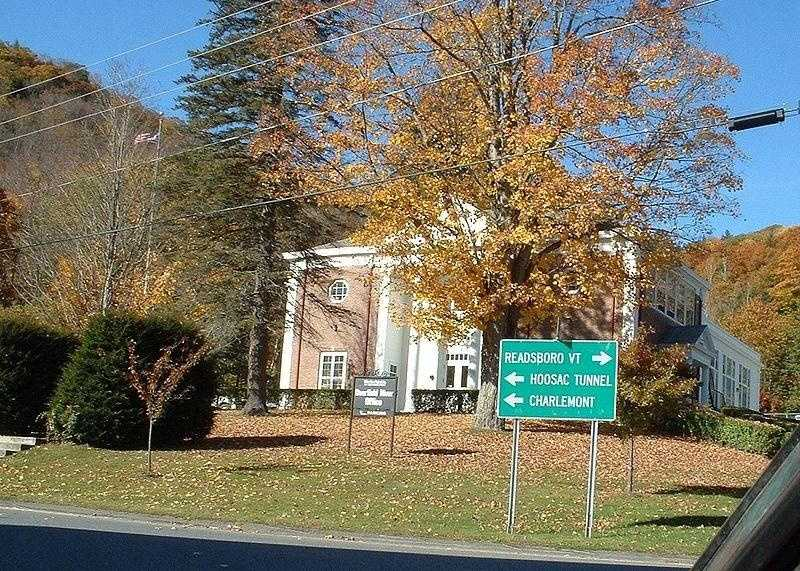 Monroe -- population 121 -- is Franklin County. Mount Washington was first settled in 1692