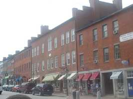 #65 Newburyport with an average income of $76,300.