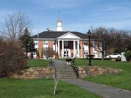 #34. Burlington with an average household income of $90,341
