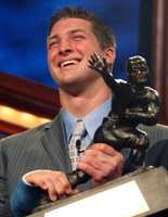 On Dec. 8, 2007, Tebow was the first sophomore to win the Heisman Trophy.