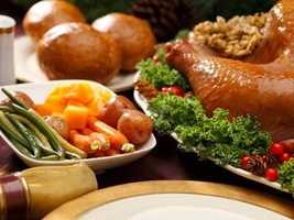It may only be one day a year, but Thanksgiving can pack as many calories as an entire week if you're not careful. But there are ways to watch your calories while still enjoying mashed potatoes and pie.