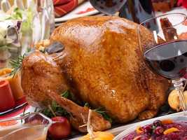 The breast is low in fat, high in protein and filling.