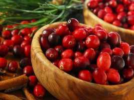 Offer to bring homemade sugar free cranberry sauce or relish, and avoid the added sugar (and calories) in regular cranberry sauce.