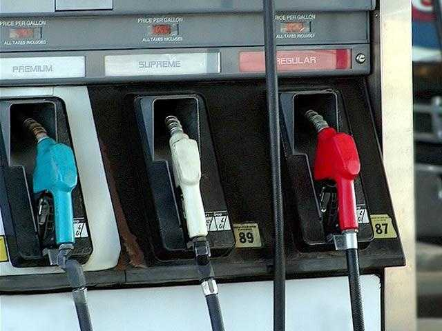 71% of gas pump handles tested were contaminated.