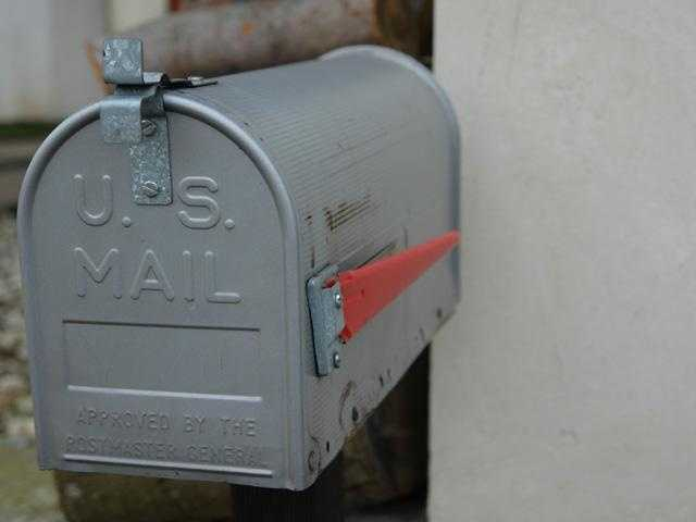 Next on the list are some mailboxes.