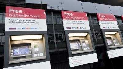 Bank Fees: What Your Charged At The ATM - 27404524