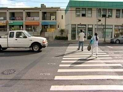 Lots of people are pushing those crosswalk buttons every day.