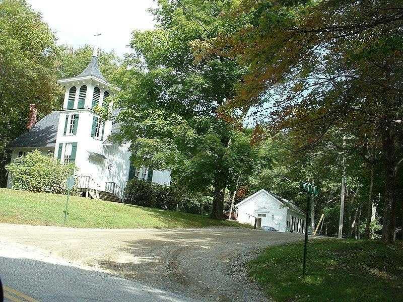 Mount Washington -- population 166 -- is in Berkshire County.