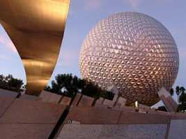 "Fuller published more than 30 books, invented the geodesic dome, and coined terms such as ""Spaceship Earth."" The famous dome at Walt Disney World's Epcot houses a ride called ""Spaceship Earth."""