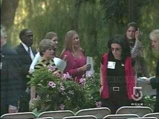 Some 400 family members of 9-11 victims attended the Public Garden observance.