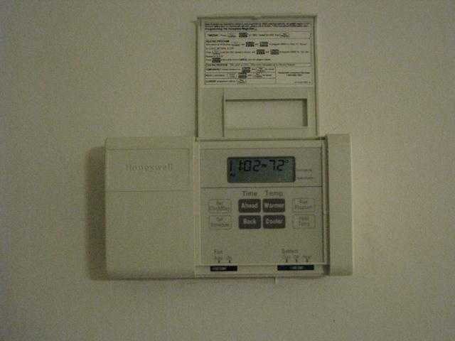 When you use it, a programmable thermostat can save up to 10 percent per year from your heating and cooling bills.