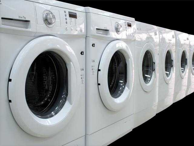 Washing Machines: Full and Cold Is Better.  You may use the same amount of water and energy whether the machine is full or not.