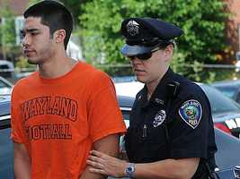 Nathaniel Fujita, 18, of Wayland was charged with murder Tuesday morning, the Middlesex County District Attorney's Office said.