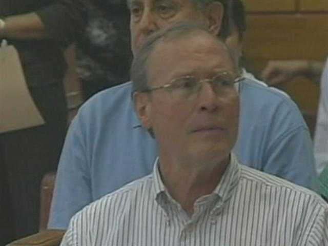 Lauren's dad during Fujita's arraignment.