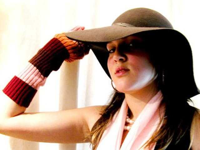 Protect your face with a wide-brimmed hat.
