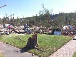On June 1, 2011, a powerful storm system moved across the state spurring a series of deadly and destructive tornadoes.