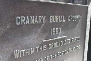 The Granary is notable as the resting place of Boston's most famous sons and daughters.