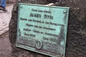 James Otis (1725-1783), lawyer, Revolutionary War Patriot
