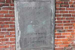 Robert Treat Paine (1731-1814), signer of the Declaration of Independence