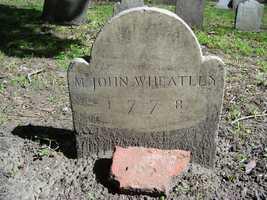 John Wheatley 1778