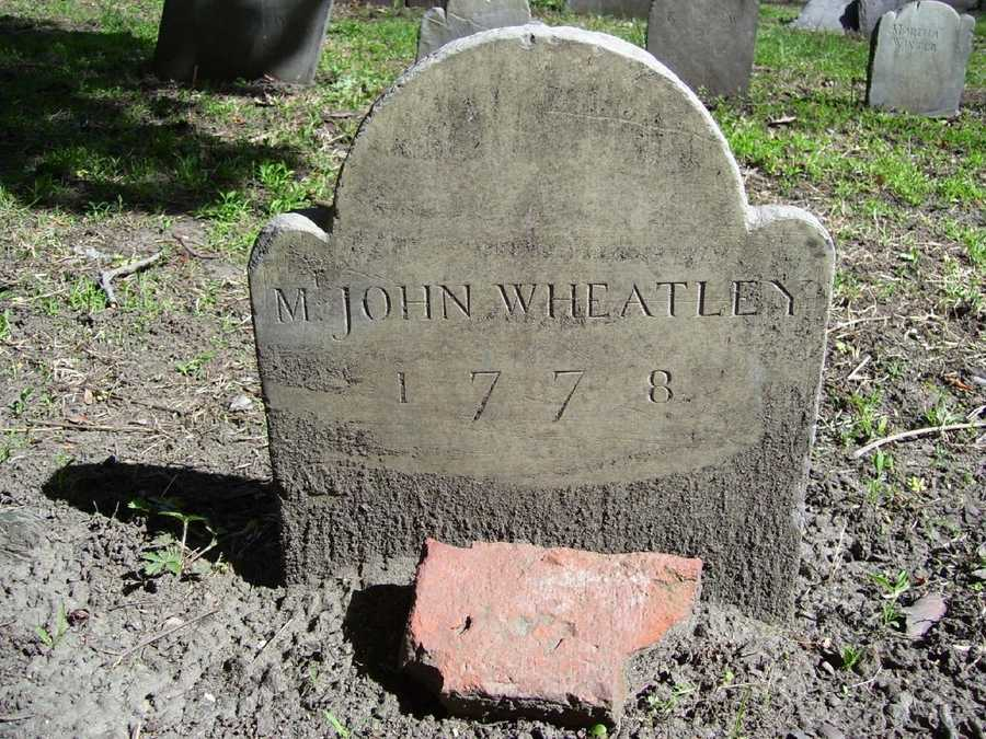 John Wheatley 1778