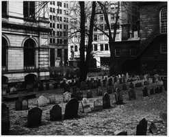 Three signers of the Declaration of Independence are buried here.