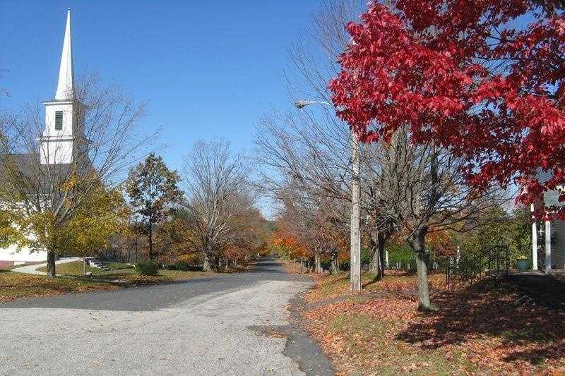 New Salem - Population 1,002