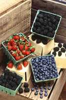10.) Berries