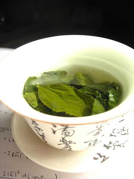 The tea may promote weight loss by stimulating the body to burn abdominal fat.