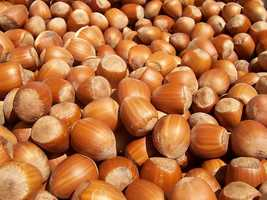 They are high in protein, fiber and heart-healthy fats.