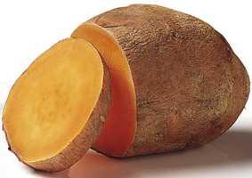 12.) Sweet potatoes