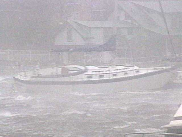 Hurricane Bob was one of the costliest hurricanes in New England history.