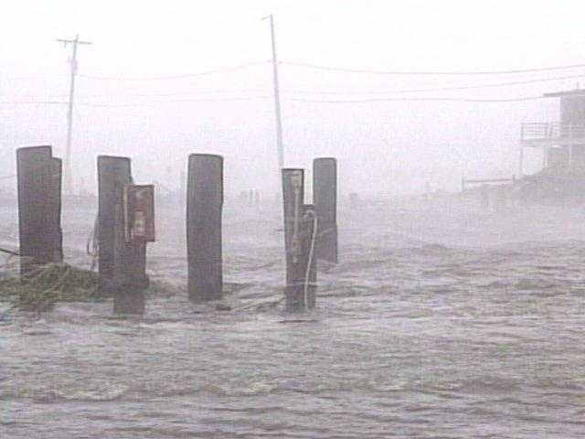 It was the last hurricane to make a direct hit on the New England coast.