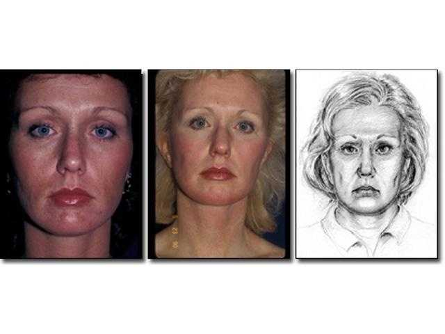 The FBI released these images in June 2011, as it stepped up its search for Greig.