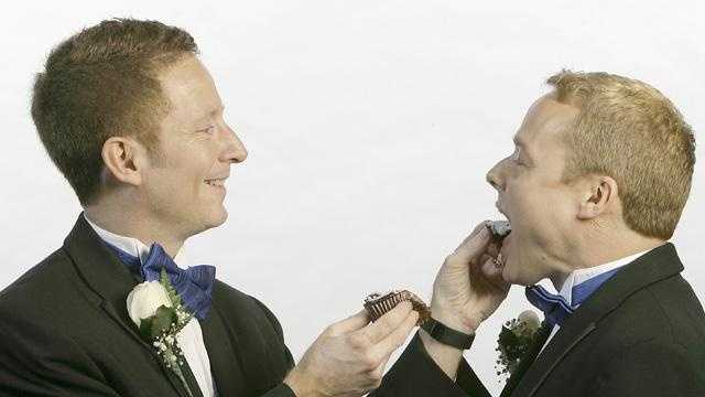 Gay marriage, same-sex marriage
