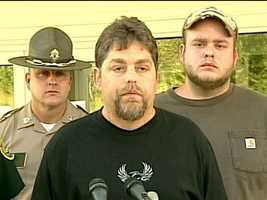 On the morning of Aug. 1, 2011, Celina's biological father, Adam Laro, who discovered the young girl missing from their home, shared a few words with the media.