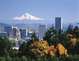 Oregon is now part of Ashland