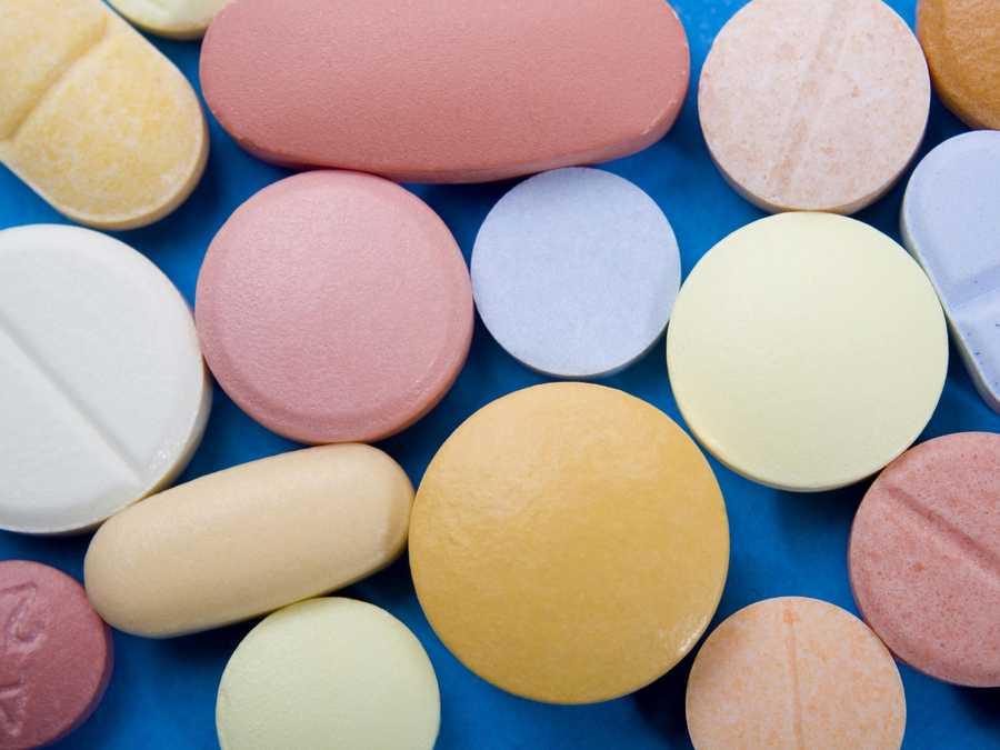 Prescription medicine (2-week supply)