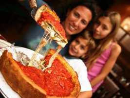 #3 Most Addictive Food: Pizza