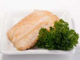 Myth #6. Fish contains a lot of sodium.