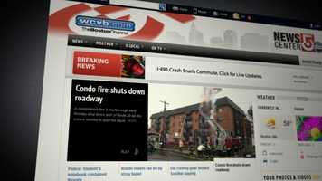 Be the first to know when breaking news is happening. You'll be kept up to date through the day with breaking news featured prominently throughout the website.