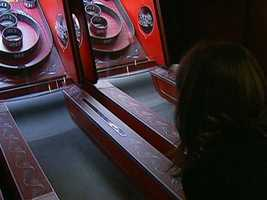 If shopping isn't your bag....try skee ball!