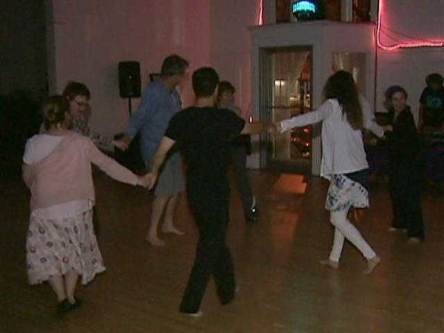 "It's been going on every Friday night for decades...people of all ages come to ""Dance Friday"", a smoke-free and alcohol-free environment."