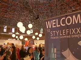 This is the Style FIXX premier shopping event.