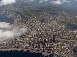 #10 (tie) Seattle
