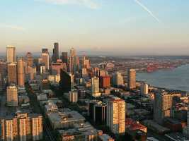 Seattle drivers wasted 48 hours sitting in traffic last year.