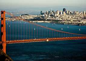 San Francisco drivers wasted 61 hours sitting in traffic.