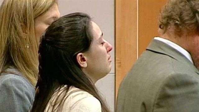 Jessica Botelho sentenced