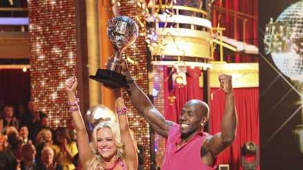 """After 10 weeks of highly entertaining performances and phenomenal dancing, Donald Driver and Peta Murgatroyd were crowned """"Dancing with the Stars"""" champions, on the two-hour Season Finale of """"Dancing with the Stars the Results Show"""" on Tuesday May 22, 2012 on ABC."""