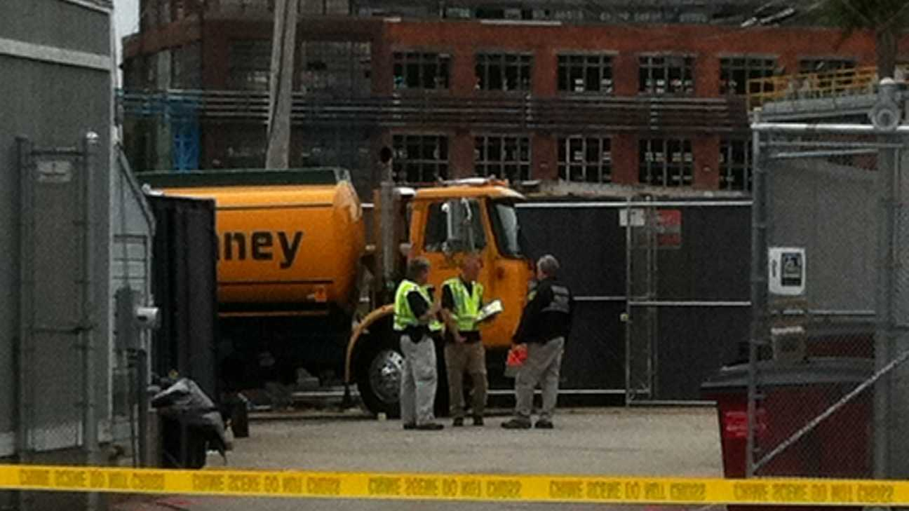 Fuel truck operator is killed at Quincy T boat terminal